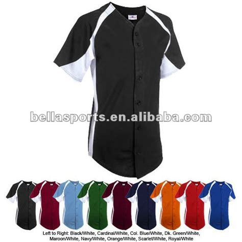 2012 Design Your Own Blank Baseball Jersey Uniform Shirt | 2012 design your own blank baseball jersey uniform shirt