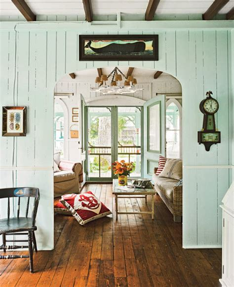 187 nautical cottage decor idea with soft blue color at in