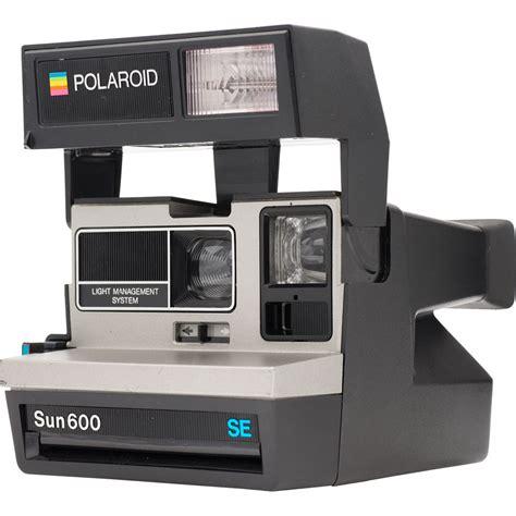 polaroid impossible impossible polaroid 600 square instant silver