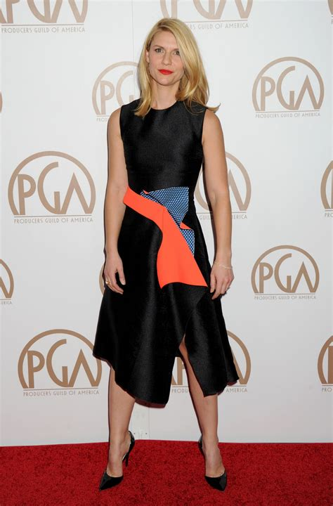 claire danes producer claire danes in roksanda at the 2015 producers guild