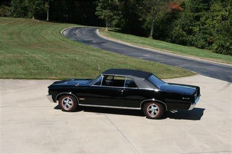 1964 PONTIAC GTO CONVERTIBLE   81589