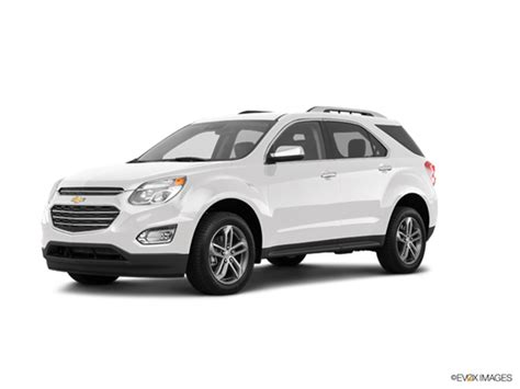 2017 Chevrolet Equinox   Kelley Blue Book