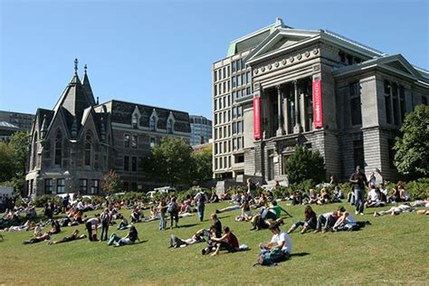 Mba Colleges In Calgary Canada by Cus Newsroom Mcgill