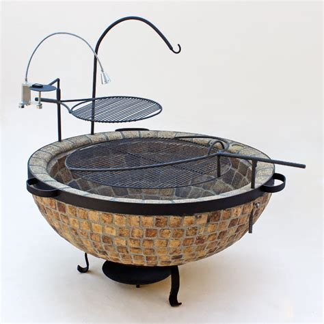 firepit for sale boma pit 1100 mosaic finish keith hamilton