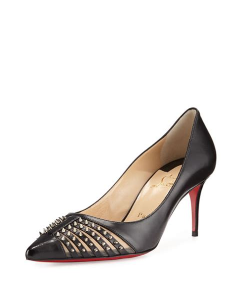 Christian Louboutin Hyde Park Sandals by Bottom Shoes 70