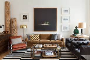 Earth Tone Colored Rooms by Nate Berkus   STYLE