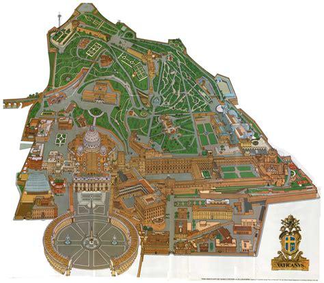 vatican city map vatican city map mappery