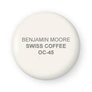 swiss coffee color swiss coffee paint by benjamin this paint color lets