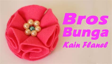 cara membuat bros sandra bros bunga accecoriespew