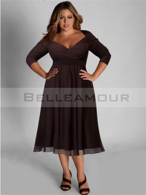 Robe Patineuse Avec Manches 3 4 - robe avec manche 3 4