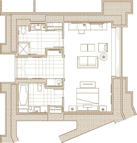mirage las vegas floor plan mirage rooms and suites