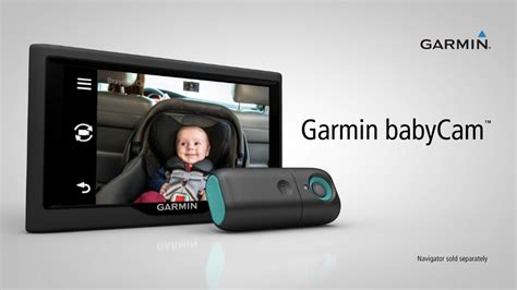 cam baby garmin babycam monitor your child on your gps navigation