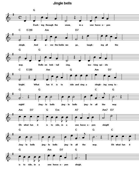 printable sheet music for jingle bells jingle bells lyrics coloring pages