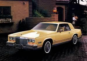 1980s Cadillac Models 1980 Cadillac Eldorado By Thecarloos On Deviantart