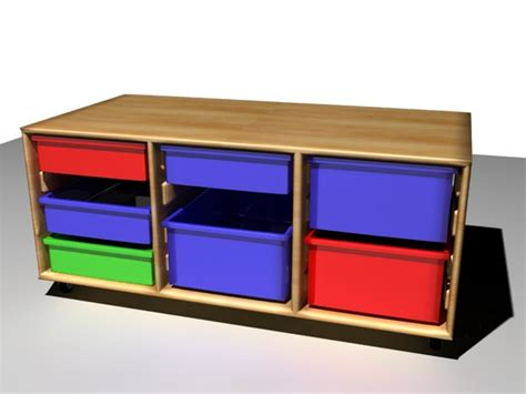 Childrens Plastic Storage Drawers by 3ds Max Plastic Storage Drawers Childrens