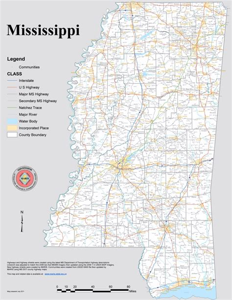 maps with towns large detailed map of mississippi with cities and towns