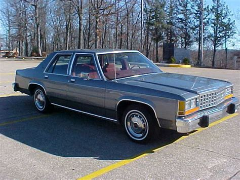 automotive air conditioning repair 1985 ford ltd engine control 1985 ford crown victoria ltd quot low miles quot very nice clean car no reserve for sale photos