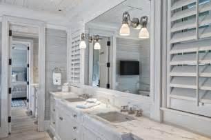 Florida beach cottage beach style bathroom other by village