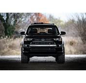 Toyota 4Runner Black Rhino Wheels Shoot — Chops Creative
