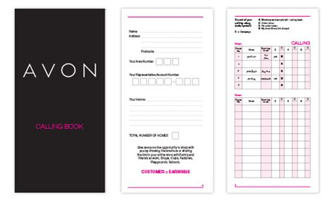 avon calling card templates how to find avon customers on your territory join avon