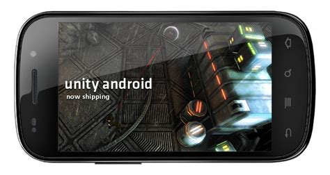 unity android unity android platform to let developers convert ios apps to android with one click