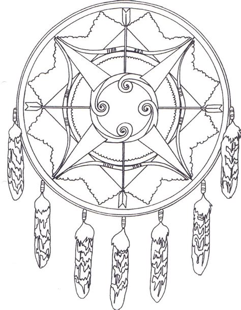 kids n fun com coloring page native americans native