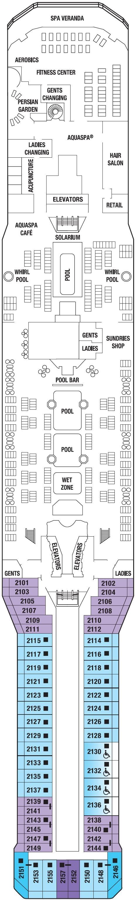 celebrity solstice floor plan celebrity solstice deck plans scotland s cruise centre