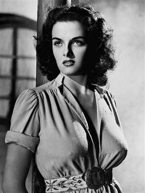 Ruffles Whiskers Old Hollywood Inspiration Jane Russell