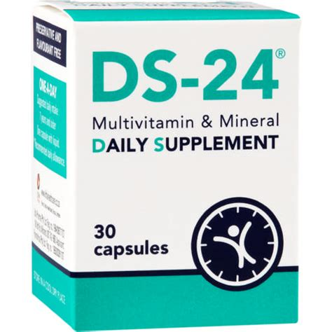 Megazing Multivitamin Mineral ds 24 multivitamin mineral daily supplement 30 capsules