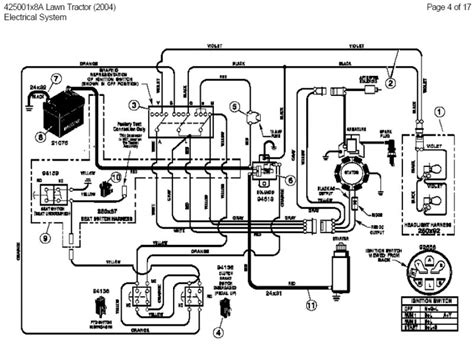 7 terminal ignition switch wiring diagram murray get