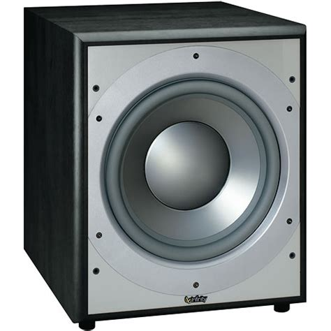 infinity powered subwoofer infinity ps212 12 quot powered subwoofer black ps212bk b h