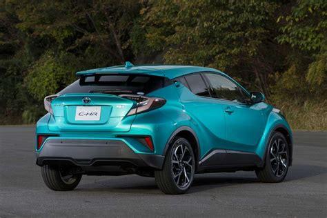 Honda C by Toyota Begin Selling C Hr In Japan Autofreaks