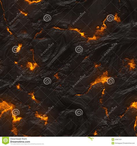 Lava L Materials by Seamless Magma Or Lava Texture Stock Image Image 20967431