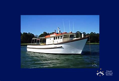 fishing boat charter sydney putney star boat hire private fishing charter sydney