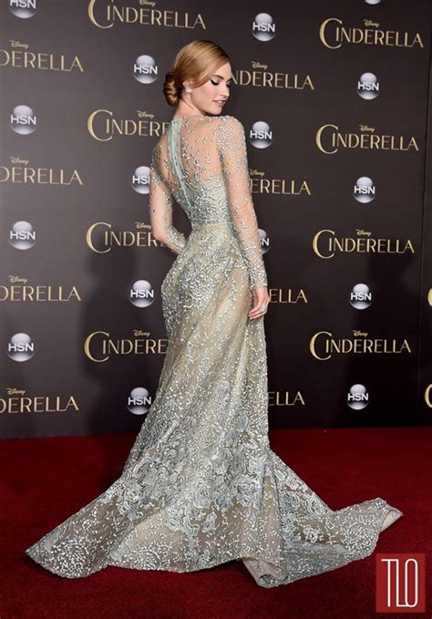 Carpet Clothes From Gorgeous Couture by And Richard Madden At The Cinderella La