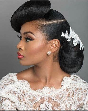 nigerian wedding hair styles nigerian wedding hairstyles 2016 wedding dress collections