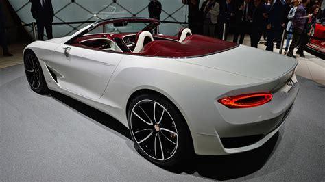 bentley exp 12 2017 bentley exp 12 speed 6e concept details specs news