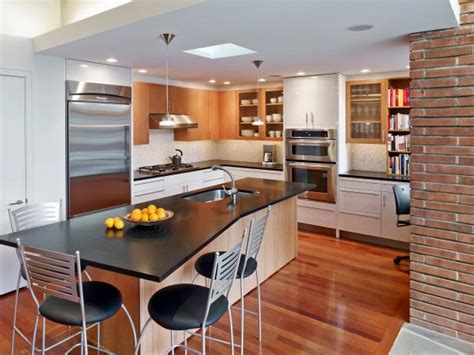extra long kitchen island photo page hgtv