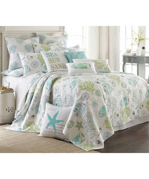 Biscayne Full Queen Quilt Set Coastal Bedding Coastal Bedding Quilt Sets