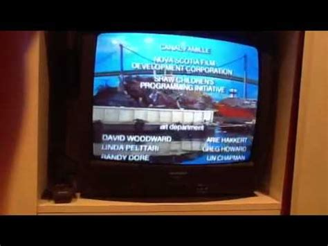 tugboat kid show closing theodore tugboat underwater mysteries vhs youtube