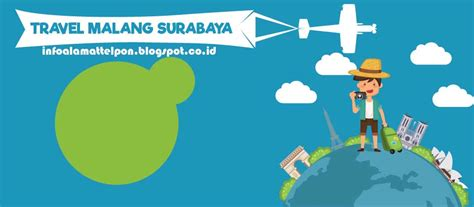 daftar travel malang juanda surabaya info alamat  telepon