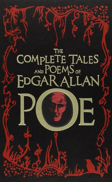 edgar allan poe picture book the complete tales and poems of edgar allan poe font