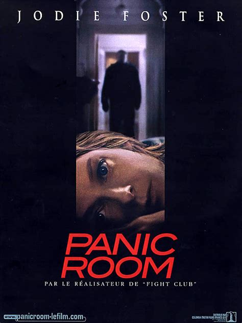 panic room panic room review trailer teaser poster dvd