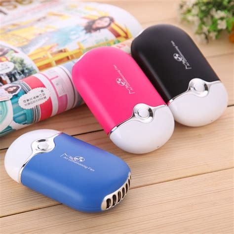 Mini Ac Cooling Fan mini portable handheld desk air conditioner humidification