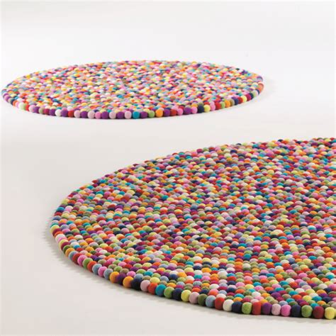 Hay Pinocchio Rug by Hay Pinocchio Rug Multi Colour Large Tapijt