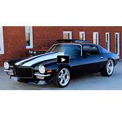 FABULOUS 1973 CHEVY CAMARO PRO TOURING MUSCLE CAR  HOT CARS