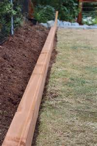 Installing Landscape Timbers On A Slope Installing Landscape Timber Edging On Slope 28 Images