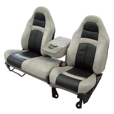 seat covers for f150 bench seat tmi f 150 svt lightning seat covers lmr com