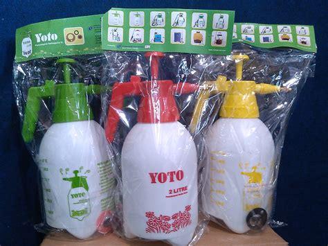 Yoto Sprayer 1 Liter jual sprayer semprotan untuk tanaman burung merk yoto 2