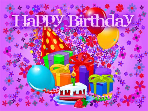 free happy birthday images free happy birthday wallpapers wallpaper cave